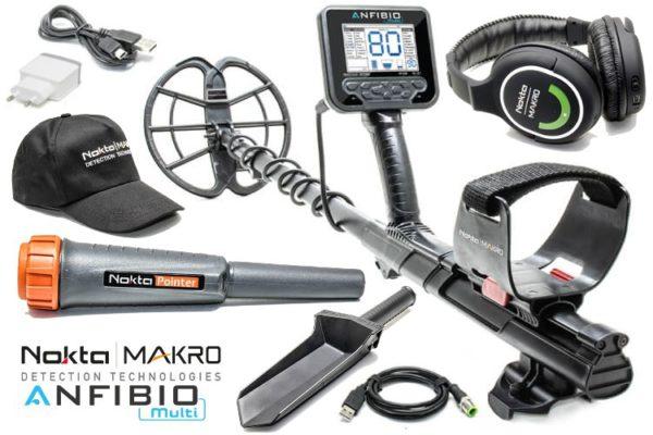 metalldetektor nokta makro anfibio