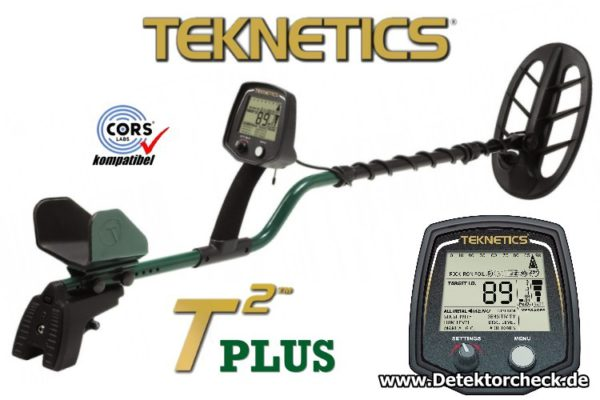 metalldetektor teknetics t2