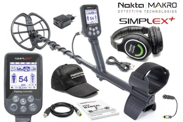 Metalldetektor NoktaMakro Simplex